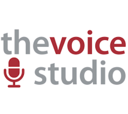 logo the voice studio